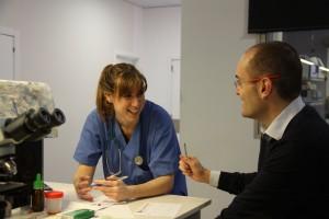 Formación continuada oncología veterinaria citología